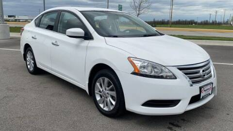 2015 Nissan Sentra for sale at Napleton Autowerks in Springfield MO