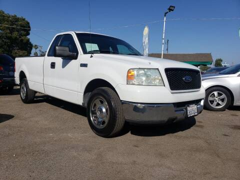 2005 Ford F-150 for sale at LR AUTO INC in Santa Ana CA