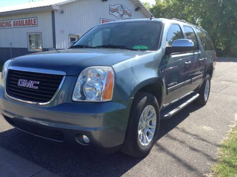 2010 GMC Yukon XL for sale at Steves Auto Sales in Cambridge MN