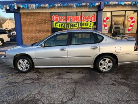 2005 Chevrolet Impala for sale at Duke Automotive Group in Cincinnati OH