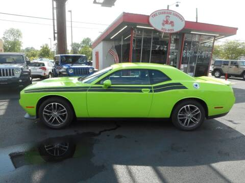 2019 Dodge Challenger for sale at The Carriage Company in Lancaster OH
