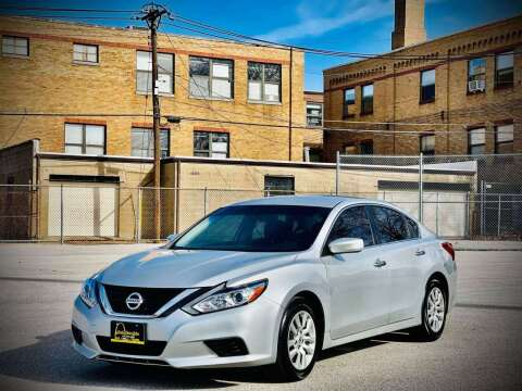 2016 Nissan Altima for sale at ARCH AUTO SALES in St. Louis MO