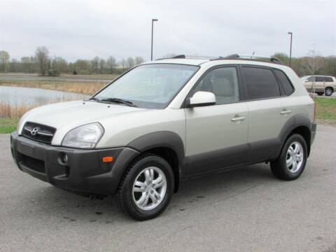 2007 Hyundai Tucson for sale at 42 Automotive in Delaware OH