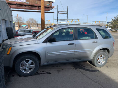 2007 Chevrolet Equinox for sale at Highbid Auto Sales & Service in Arvada CO