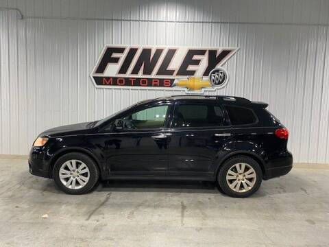 2008 Subaru Tribeca for sale at Finley Motors in Finley ND