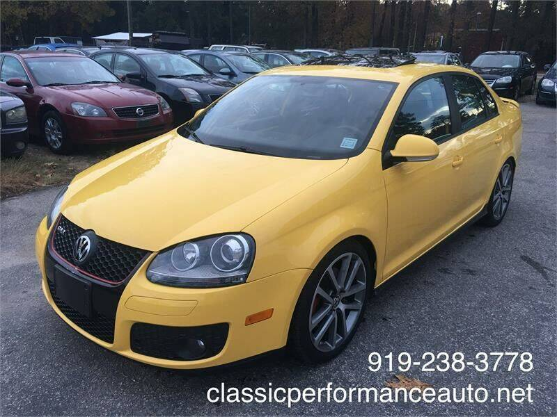 2007 Volkswagen Jetta for sale at Deme Motors in Raleigh NC
