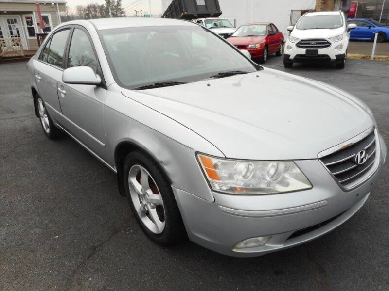 2009 Hyundai Sonata for sale at Integrity Auto Group in Langhorne PA