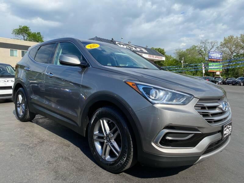 2017 Hyundai Santa Fe Sport for sale at WOLF'S ELITE AUTOS in Wilmington DE