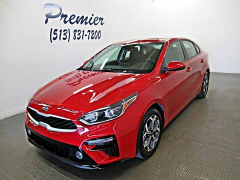 2019 Kia Forte for sale at Premier Automotive Group in Milford OH