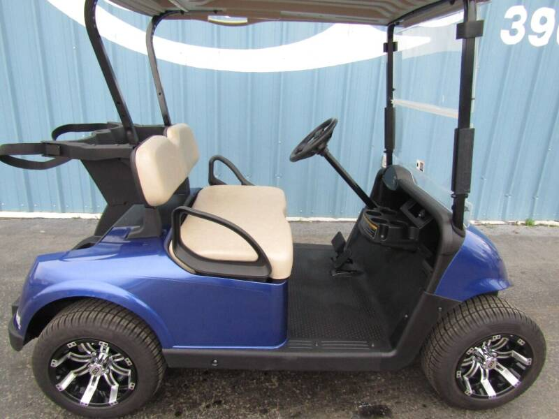 2017 E-Z-GO RXV for sale at Rob's Auto Sales - Robs Auto Sales in Skiatook OK