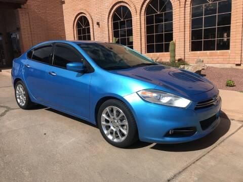 2016 Dodge Dart for sale at Freedom  Automotive in Sierra Vista AZ