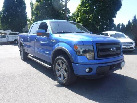 2013 Ford F-150 for sale at Brooks Motor Company, Inc in Milwaukie OR