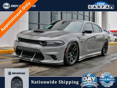 2018 Dodge Charger for sale at INDY AUTO MAN in Indianapolis IN