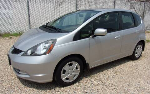 2013 Honda Fit for sale at Amazing Auto Center in Capitol Heights MD