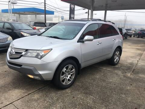 2007 Acura MDX for sale at Baton Rouge Auto Sales in Baton Rouge LA