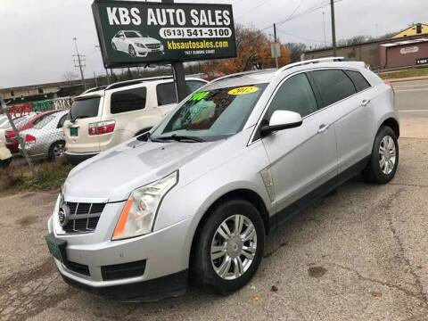 2012 Cadillac SRX for sale at KBS Auto Sales in Cincinnati OH