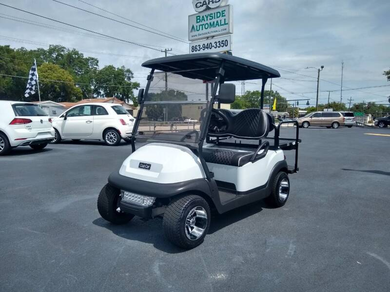 2018 Club Car Precedent for sale at BAYSIDE AUTOMALL in Lakeland FL