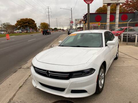 2016 Dodge Charger for sale at Matthew's Stop & Look Auto Sales in Detroit MI