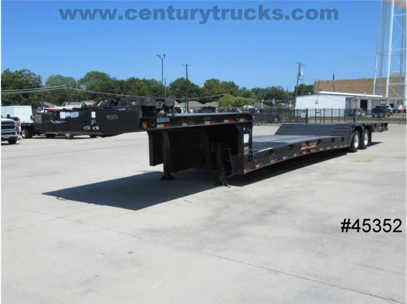 2009 Interstate Self Contained for sale at CENTURY TRUCKS & VANS in Grand Prairie TX