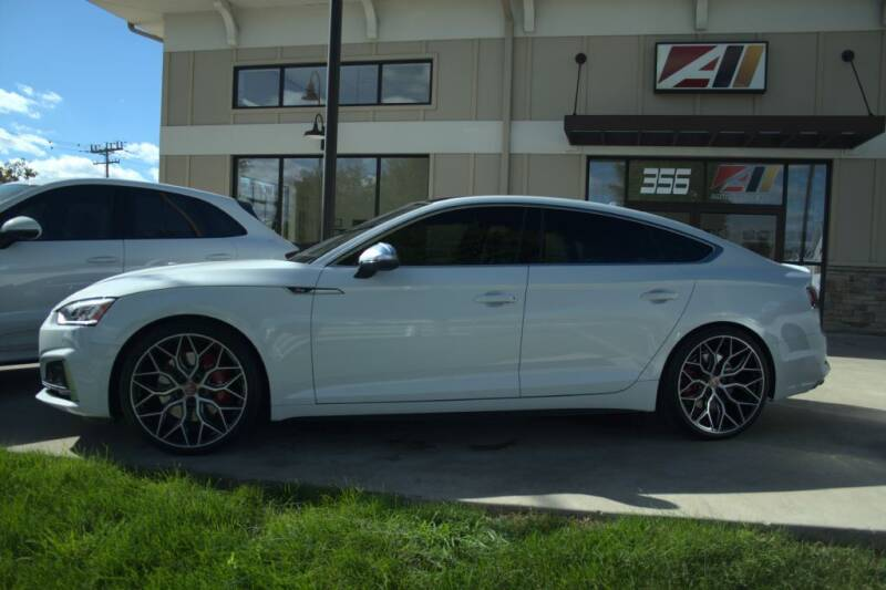 2018 Audi S5 Sportback for sale in Powell, OH