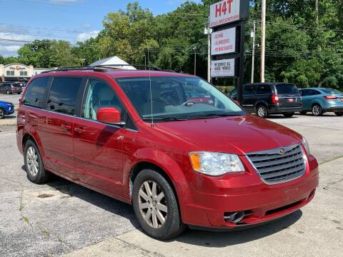 2008 Chrysler Town and Country for sale at H4T Auto in Toledo OH