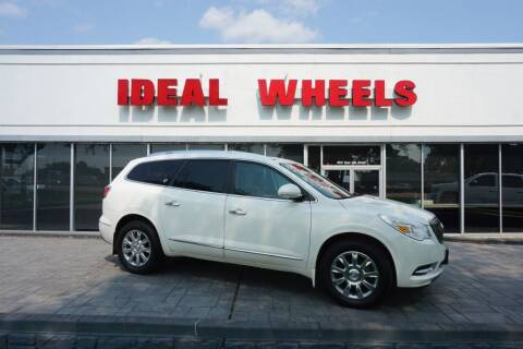 2015 Buick Enclave for sale at Ideal Wheels in Sioux City IA