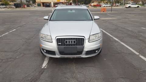 2008 Audi A6 for sale at RN AUTO GROUP in San Bernardino CA