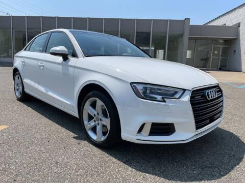 2018 Audi A3 for sale at Vantage Auto Wholesale in Moonachie NJ