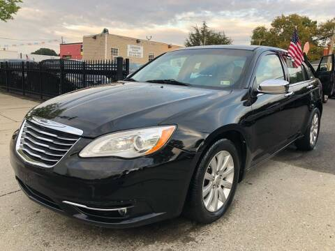 2013 Chrysler 200 for sale at Crestwood Auto Center in Richmond VA