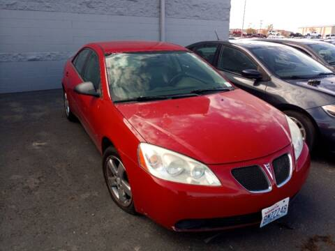 2006 Pontiac G6 for sale at Horne's Auto Sales in Richland WA