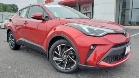 2020 Toyota C-HR for sale at Auto Smart of Pekin in Pekin IL