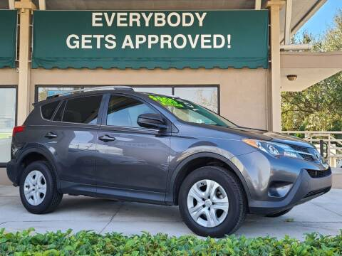 2015 Toyota RAV4 for sale at Dunn-Rite Auto Group in Longwood FL