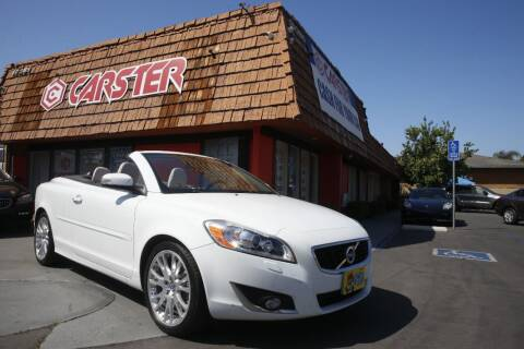 2013 Volvo C70 for sale at CARSTER in Huntington Beach CA