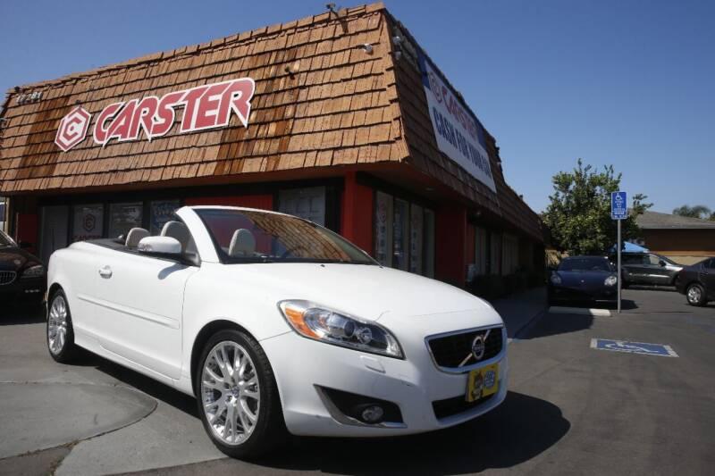 2013 Volvo C70 for sale in Huntington Beach, CA