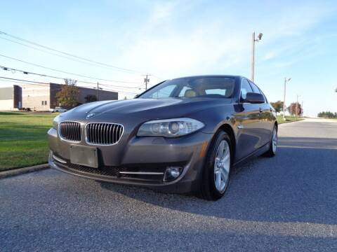 2013 BMW 5 Series for sale at Rt. 73 AutoMall in Palmyra NJ