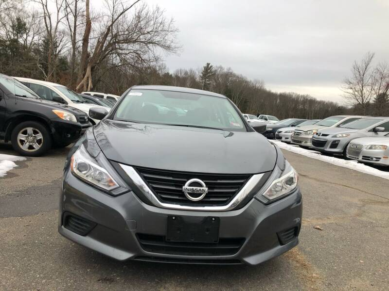 2017 Nissan Altima for sale at Royal Crest Motors in Haverhill MA