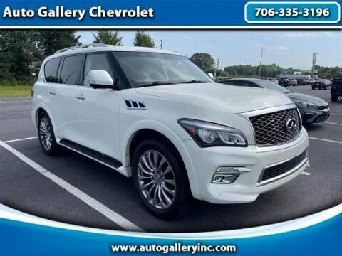 2016 Infiniti QX80 for sale at Auto Gallery Chevrolet in Commerce GA