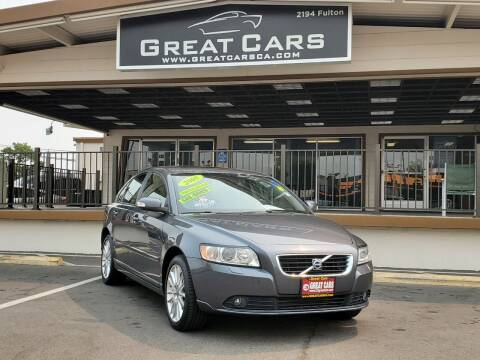 2008 Volvo S40 for sale at Great Cars in Sacramento CA