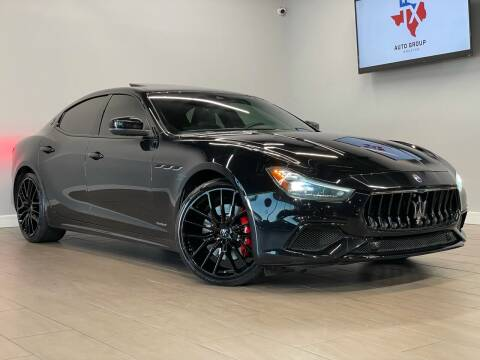 2019 Maserati Ghibli for sale at TX Auto Group in Houston TX