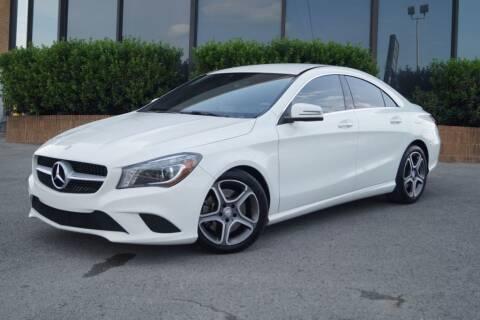2014 Mercedes-Benz CLA for sale at Next Ride Motors in Nashville TN
