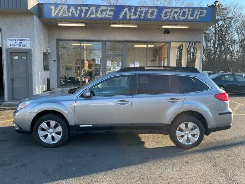2011 Subaru Outback for sale at Vantage Auto Group in Brick NJ