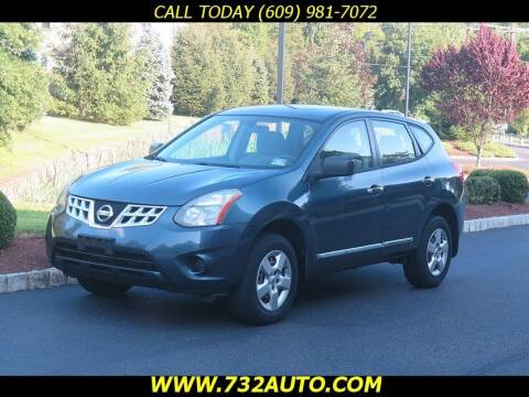 2014 Nissan Rogue Select for sale at Absolute Auto Solutions in Hamilton NJ