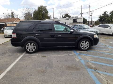 2008 Ford Taurus X for sale at RN AUTO GROUP in San Bernardino CA