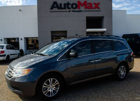 2013 Honda Odyssey for sale at AutoMax of Memphis - Ralph Hawkins in Memphis TN