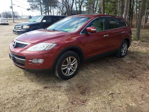 2008 Mazda CX-9 for sale at Northwoods Auto & Truck Sales in Machesney Park IL
