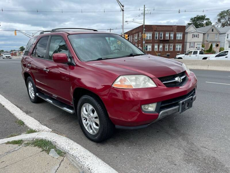 2003 Acura MDX for sale at G1 AUTO SALES II in Elizabeth NJ