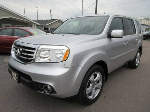 2014 Honda Pilot for sale at Dam Auto Sales in Sioux City IA