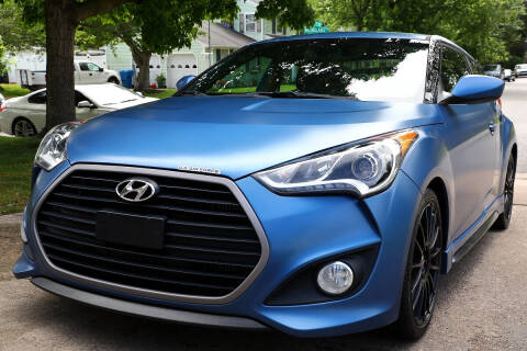 2016 Hyundai Veloster for sale at Prime Auto Sales LLC in Virginia Beach VA