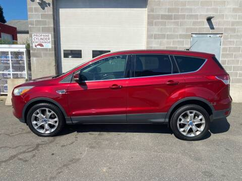 2013 Ford Escape for sale at Pafumi Auto Sales in Indian Orchard MA