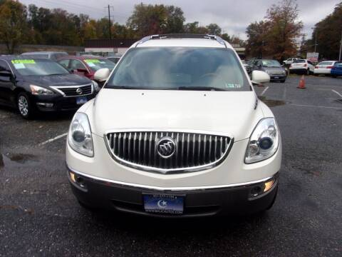 2010 Buick Enclave for sale at Balic Autos Inc in Lanham MD